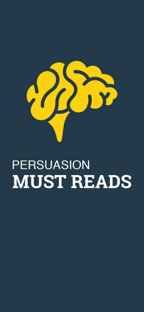 Persuasion must reads