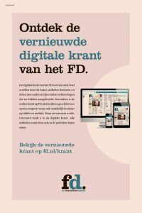 fd call to action advertentie