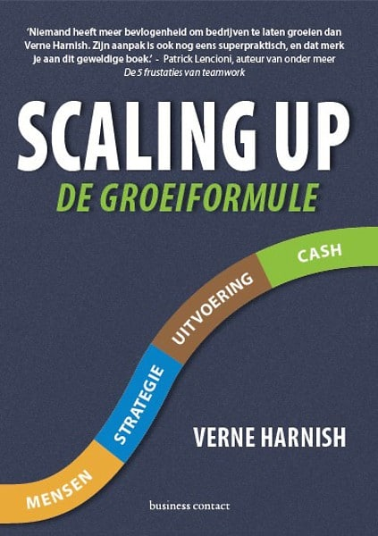 Scaling up boek