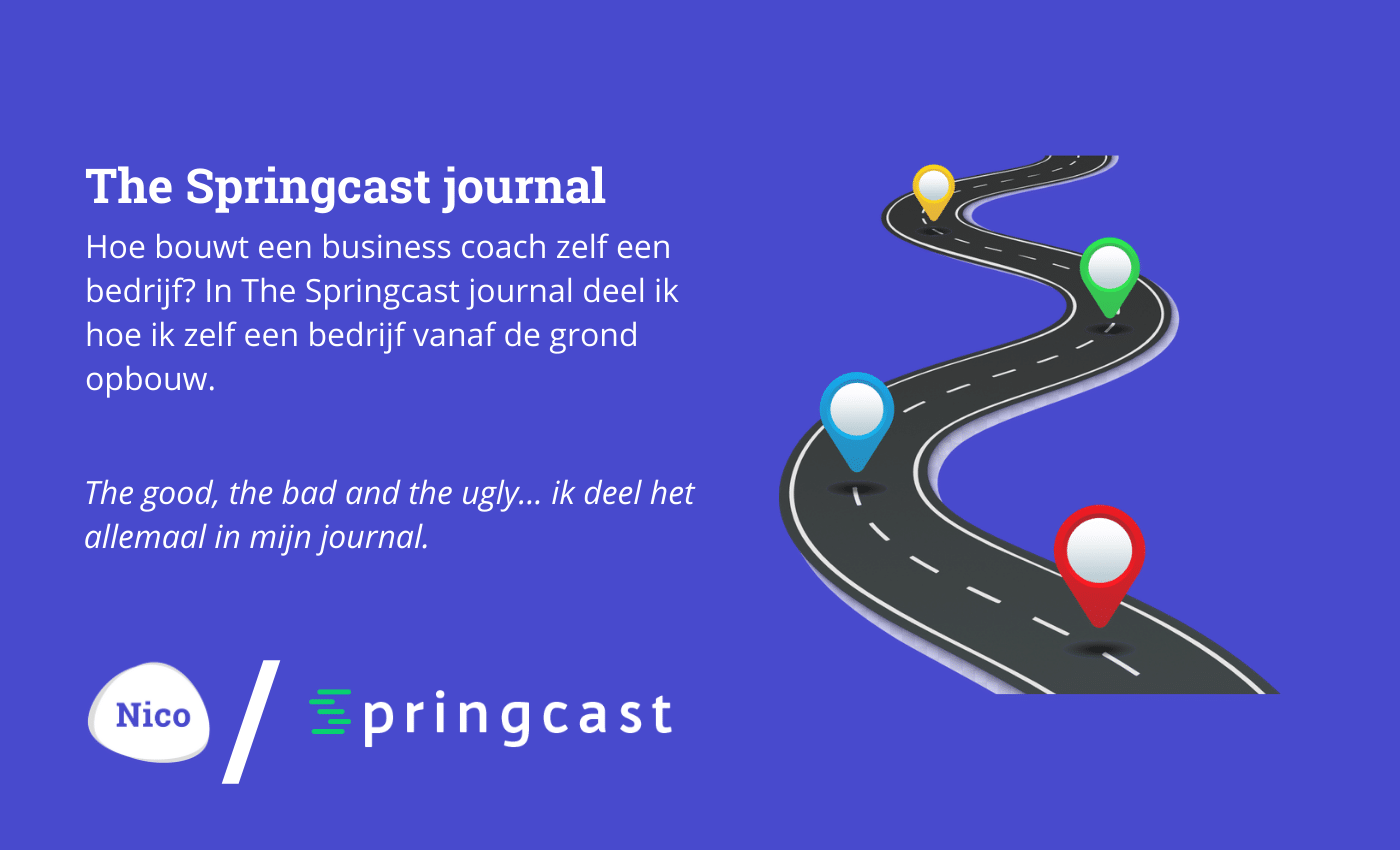 The Springcast Journal